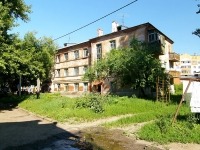 Kazan, Uritsky st, house 4. Apartment house