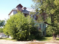 соседний дом: ул. Урицкого, дом 8. многоквартирный дом