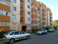 Kazan, Uritsky st, house 11. Apartment house