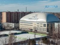 Казань, спортивный комплекс Академия тенниса им. Шамиля Тарпищева, улица Урицкого, дом 15