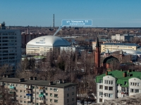 Kazan, sport center Академия тенниса им. Шамиля Тарпищева, Uritsky st, house 15