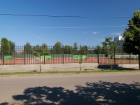 Казань, корт Открытые теннисные кортыулица Урицкого, корт Открытые теннисные корты