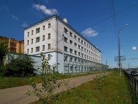 Казань, улица Несмелова, дом 5. общежитие Речного техникума