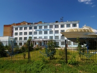 neighbour house: st. Nesmelov, house 7. academy Волжская государственная академия водного транспорта