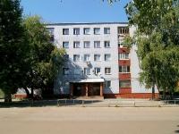 Казань, улица Мало-Московская, дом 14А. многоквартирный дом