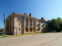 Казань, улица Мало-Московская, дом 21. многоквартирный дом