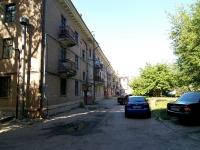Kazan, Malo-moskovskaya st, house 21. Apartment house