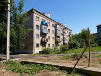 neighbour house: st. Rechnaya, house 13. Apartment house