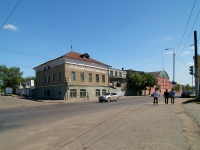 соседний дом: ул. Гладилова, дом 16. завод (фабрика) Казанский уксусный завод