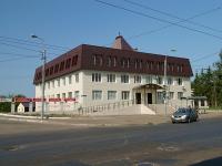 Казань, улица Гладилова, дом 27. офисное здание