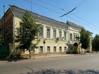 Казань, улица Гладилова, дом 28. поликлиника №17, Поликлиническое отделение №1