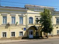 Kazan, polyclinic №17, Поликлиническое отделение №1, Gladilov st, house 28