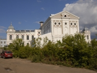 Kazan, theatre Казанский татарский государственный театр юного зрителя им. Г. Кариева, Gladilov st, house 49