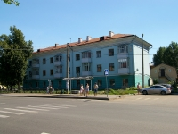 neighbour house: st. Serp i molot, house 22. Apartment house