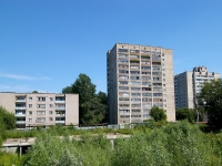 Казань, улица Серп и Молот, дом 24А. общежитие