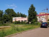 "neighbour house: st. Poselkovaya, house 29А. nursery school №378 ""Золотая рыбка"" Центр развития ребенка"