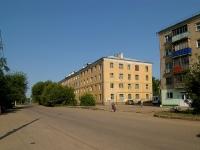 Казань, улица Шоссейная, дом 15. многоквартирный дом