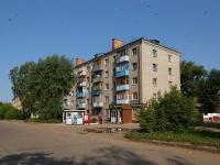 Казань, улица Шоссейная, дом 17. многоквартирный дом