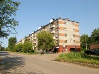 Казань, улица Шоссейная, дом 19. многоквартирный дом
