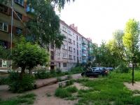 Казань, улица Шоссейная, дом 21А. многоквартирный дом