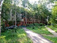 Казань, улица Шоссейная, дом 22. многоквартирный дом