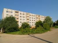 Казань, улица Шоссейная, дом 24. многоквартирный дом