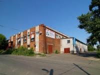 Казань, улица Алафузова, дом 3. многофункциональное здание