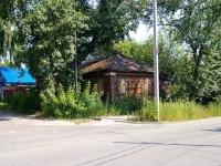 Казань, улица Алафузова, дом 5. индивидуальный дом