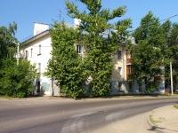 Казань, улица Алафузова, дом 9. многоквартирный дом
