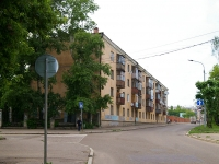neighbour house: st. Abzhalilov, house 11. Apartment house