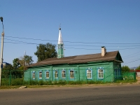 "neighbour house: st. Engels, house 20. mosque ""Раджап"""