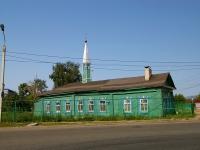 Kazan, st Engels, house 20. mosque