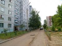 Казань, улица Адоратского, дом 5. многоквартирный дом