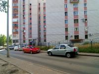 Kazan, Adoradsky st, house 17. Apartment house