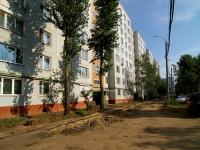 Kazan, Adoradsky st, house 19. Apartment house