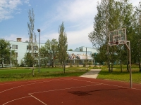 Казань, гимназия №7, улица Адоратского, дом 25А