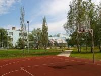 Kazan, gymnasium №7, Adoradsky st, house 25А