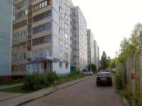 neighbour house: st. Adoradsky, house 27А. Apartment house