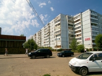 neighbour house: st. Adoradsky, house 31. Apartment house