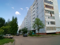 Kazan, Adoradsky st, house 31. Apartment house