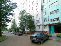 Kazan, Adoradsky st, house 33. Apartment house