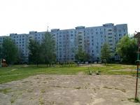 Kazan, Adoradsky st, house 34. Apartment house