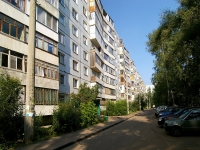 neighbour house: st. Adoradsky, house 35. Apartment house