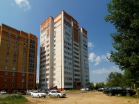 neighbour house: st. Adoradsky, house 36В. Apartment house