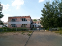 "neighbour house: st. Adoradsky, house 37А. nursery school №391 ""Гномик"""