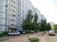 neighbour house: st. Adoradsky, house 38. Apartment house