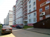 Kazan, Adoradsky st, house 62. Apartment house