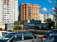 Kazan, Adoradsky st, house 36Б. Apartment house