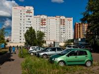 Казань, улица Адоратского, дом 36В. многоквартирный дом