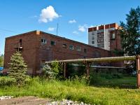 Kazan, Adoradsky st, house 39Г. garage (parking)